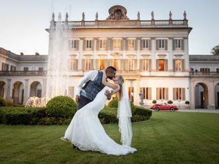 Le nozze di Glenda e Cristian
