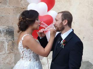 Le nozze di Mariapaola e Graziano