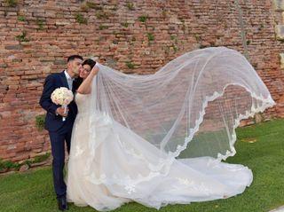 Le nozze di Maria Grazia e Nicola