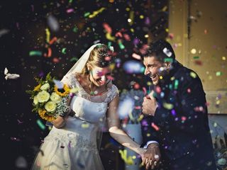 Le nozze di Deborah e Andrea  1