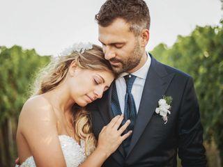 Le nozze di Luca e Maria