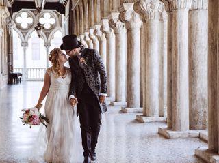 Le nozze di Carlotta e Polo
