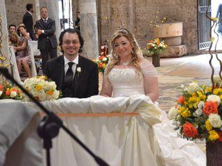 Le nozze di Cristina e Federico