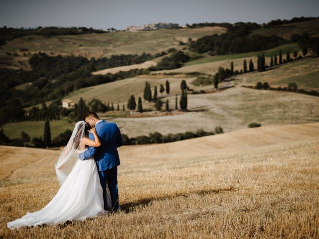 le nozze di Dannika e Tommaso