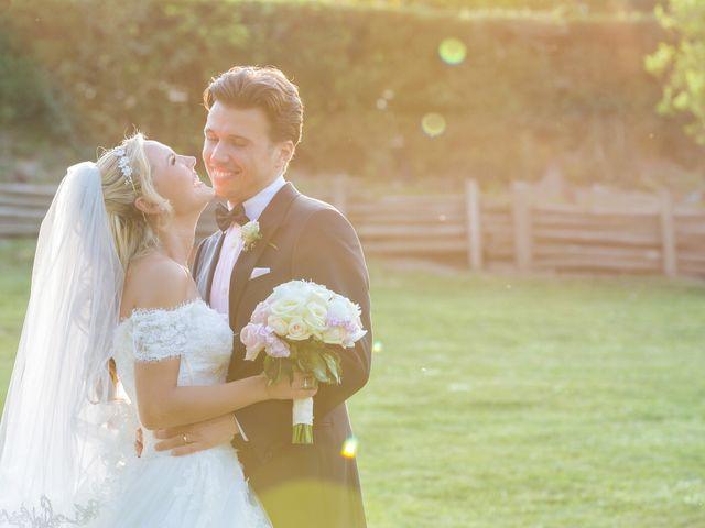 le nozze di Simona e Paky