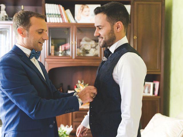 Il matrimonio di Alessandro e Michela a Sestu, Cagliari 8