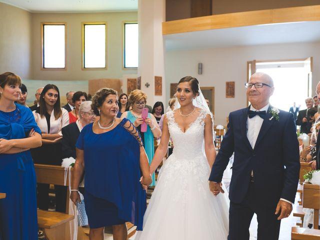 Il matrimonio di Alessandro e Michela a Sestu, Cagliari 36