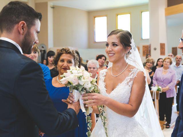 Il matrimonio di Alessandro e Michela a Sestu, Cagliari 38
