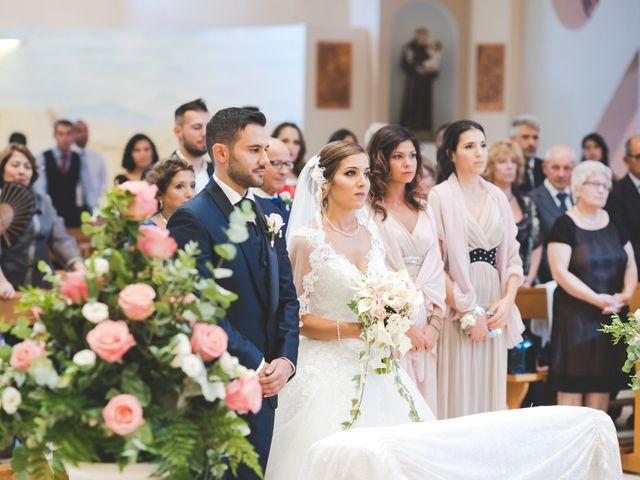 Il matrimonio di Alessandro e Michela a Sestu, Cagliari 39