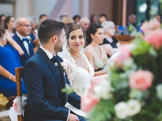 Il matrimonio di Alessandro e Michela a Sestu, Cagliari 42