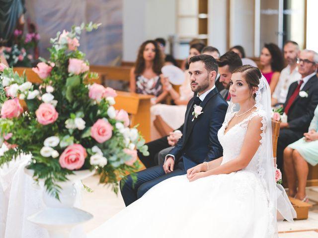 Il matrimonio di Alessandro e Michela a Sestu, Cagliari 43