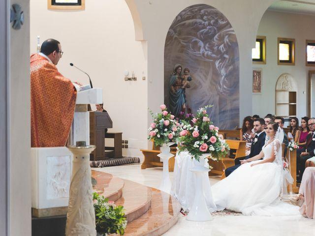 Il matrimonio di Alessandro e Michela a Sestu, Cagliari 45