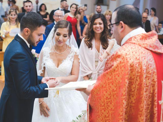 Il matrimonio di Alessandro e Michela a Sestu, Cagliari 48