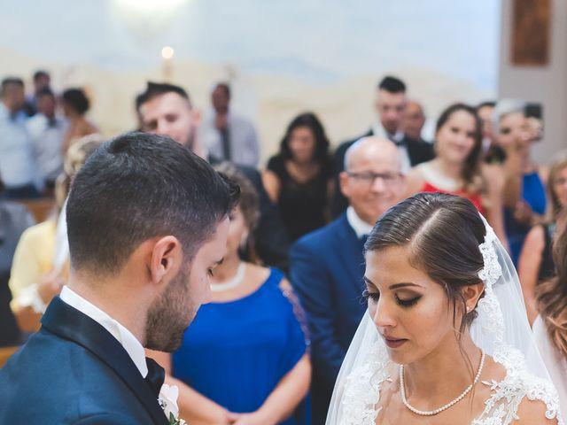 Il matrimonio di Alessandro e Michela a Sestu, Cagliari 51