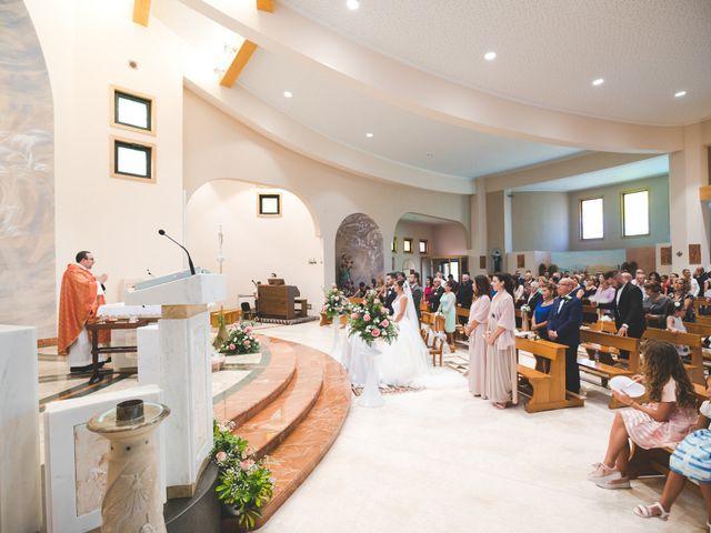Il matrimonio di Alessandro e Michela a Sestu, Cagliari 54