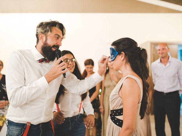 Il matrimonio di Alessandro e Michela a Sestu, Cagliari 110