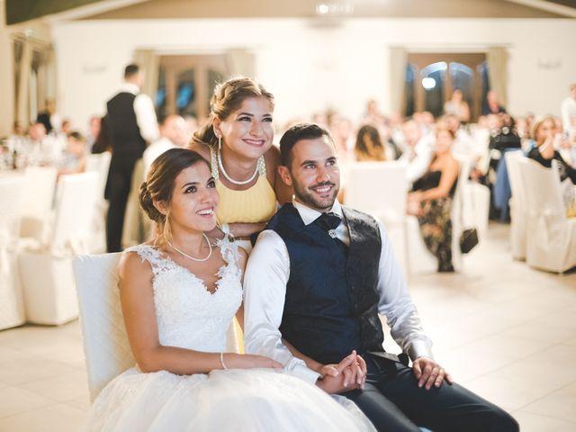 Il matrimonio di Alessandro e Michela a Sestu, Cagliari 117