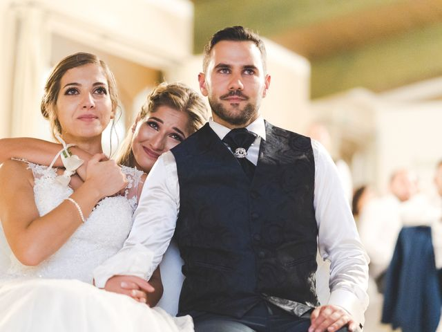 Il matrimonio di Alessandro e Michela a Sestu, Cagliari 119