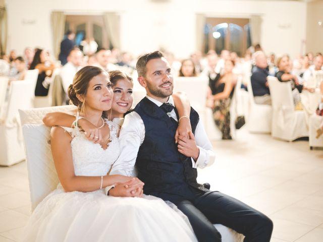 Il matrimonio di Alessandro e Michela a Sestu, Cagliari 124