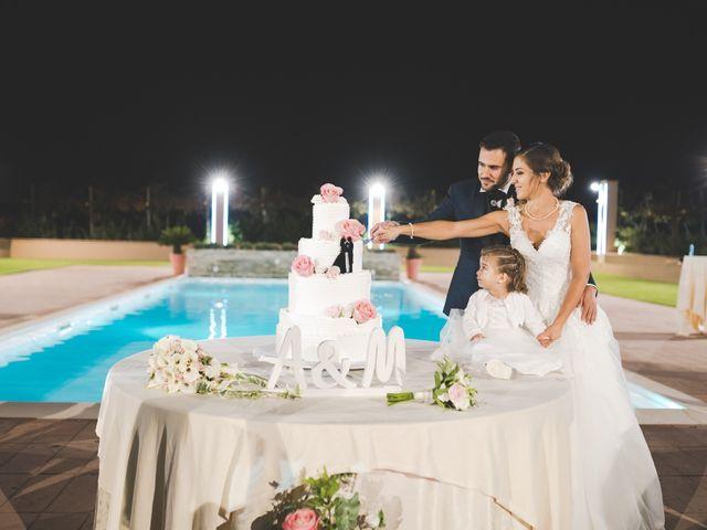 Il matrimonio di Alessandro e Michela a Sestu, Cagliari 128