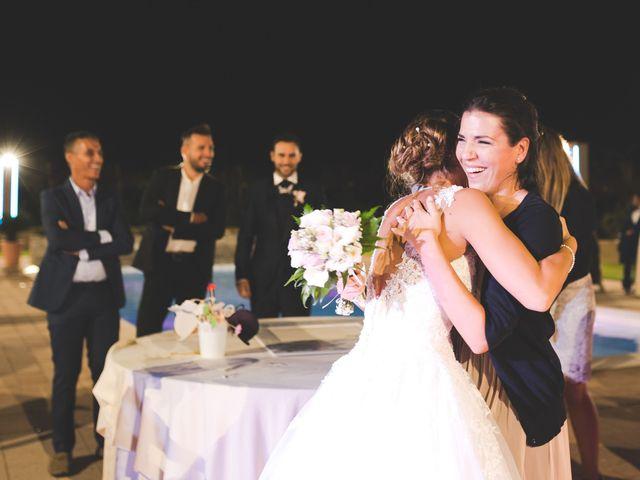 Il matrimonio di Alessandro e Michela a Sestu, Cagliari 136