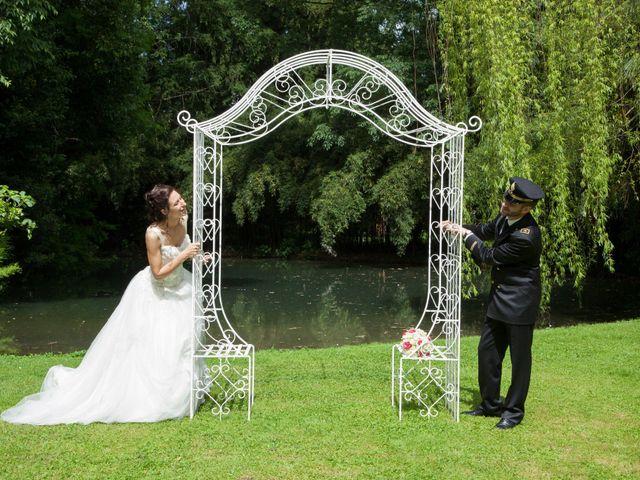 Il matrimonio di alessandro e elisabetta a Gradisca d'Isonzo, Gorizia 5