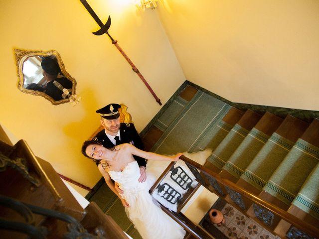 Il matrimonio di alessandro e elisabetta a Gradisca d'Isonzo, Gorizia 12