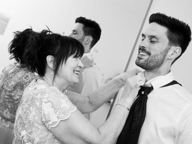 Il matrimonio di Andrea e Erika a Gradisca d'Isonzo, Gorizia 5