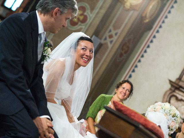 Il matrimonio di Alberto e Erika a Orta San Giulio, Novara 15