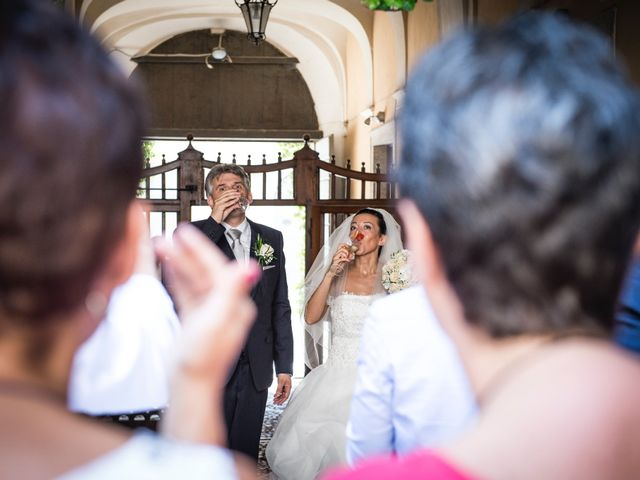 Il matrimonio di Alberto e Erika a Orta San Giulio, Novara 21
