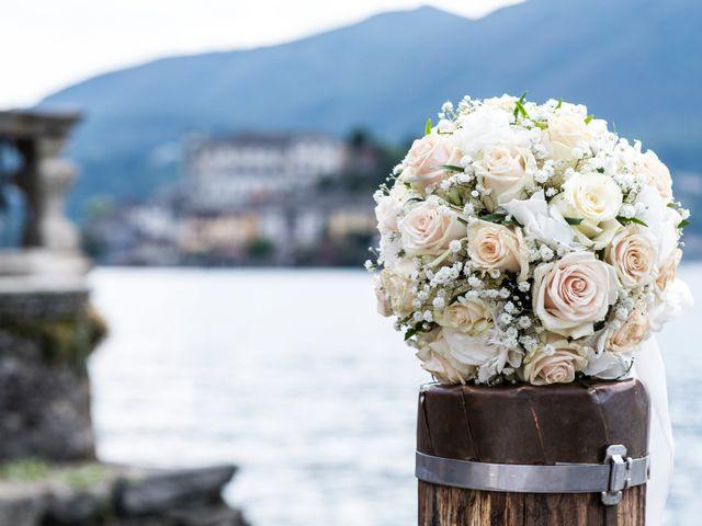 Il matrimonio di Alberto e Erika a Orta San Giulio, Novara 36
