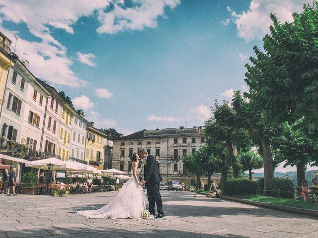 Il matrimonio di Alberto e Erika a Orta San Giulio, Novara 38