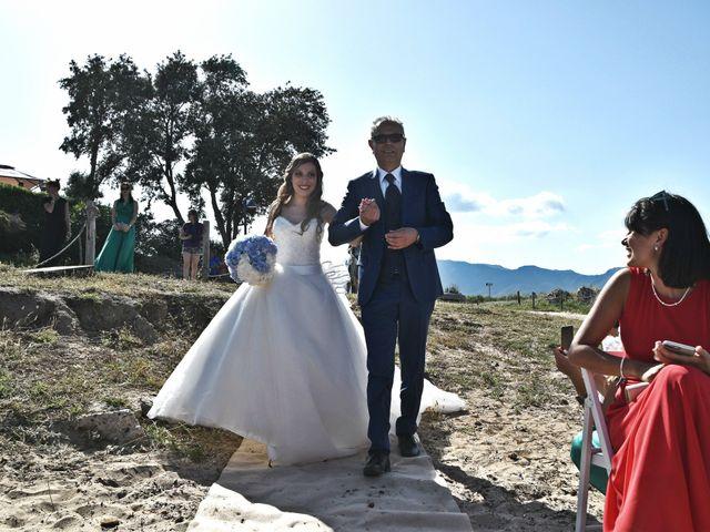 Il matrimonio di Subash e Ambra a Cagliari, Cagliari 41