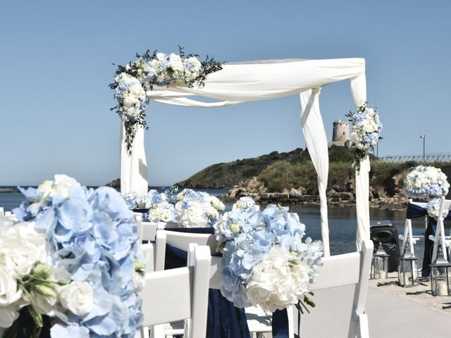 Il matrimonio di Subash e Ambra a Cagliari, Cagliari 44
