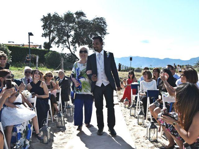 Il matrimonio di Subash e Ambra a Cagliari, Cagliari 45