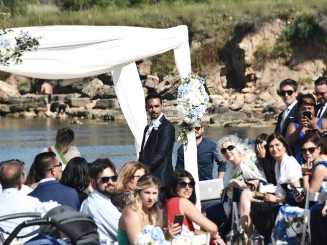 Il matrimonio di Subash e Ambra a Cagliari, Cagliari 46