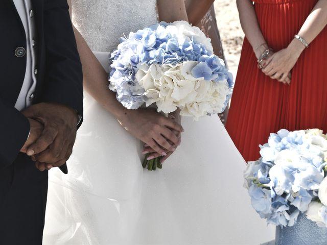 Il matrimonio di Subash e Ambra a Cagliari, Cagliari 54