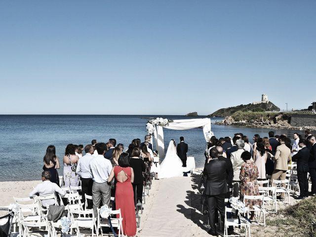 Il matrimonio di Subash e Ambra a Cagliari, Cagliari 56