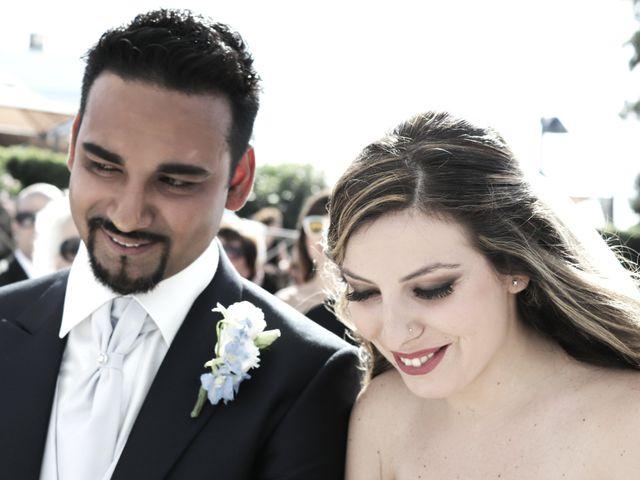 Il matrimonio di Subash e Ambra a Cagliari, Cagliari 58