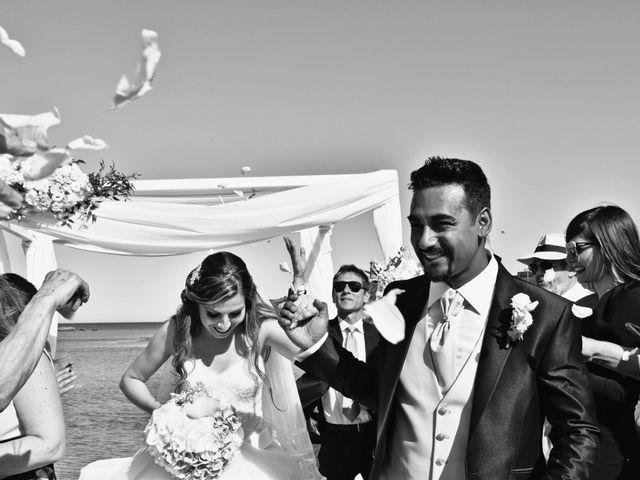 Il matrimonio di Subash e Ambra a Cagliari, Cagliari 59