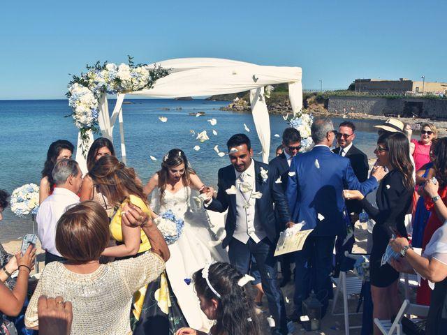 Il matrimonio di Subash e Ambra a Cagliari, Cagliari 60