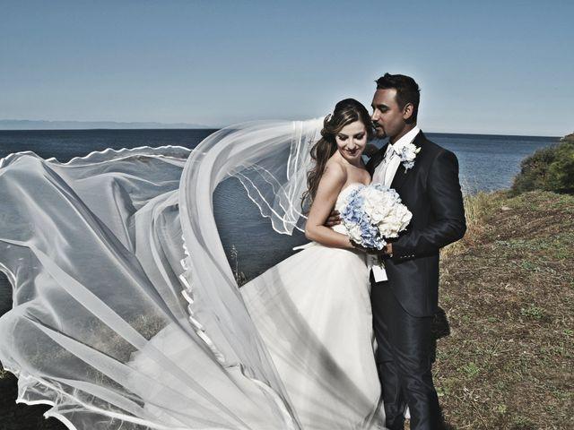 Il matrimonio di Subash e Ambra a Cagliari, Cagliari 64