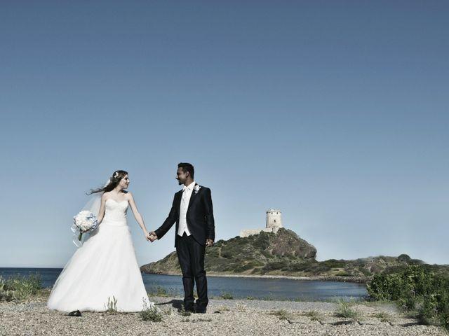 Il matrimonio di Subash e Ambra a Cagliari, Cagliari 65