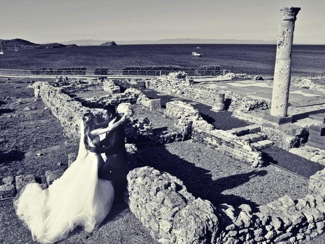 Il matrimonio di Subash e Ambra a Cagliari, Cagliari 67
