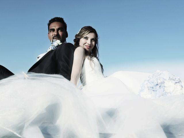 Il matrimonio di Subash e Ambra a Cagliari, Cagliari 74