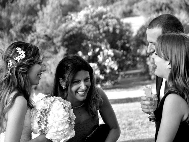 Il matrimonio di Subash e Ambra a Cagliari, Cagliari 76