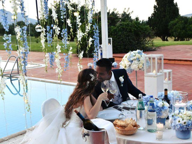 Il matrimonio di Subash e Ambra a Cagliari, Cagliari 78
