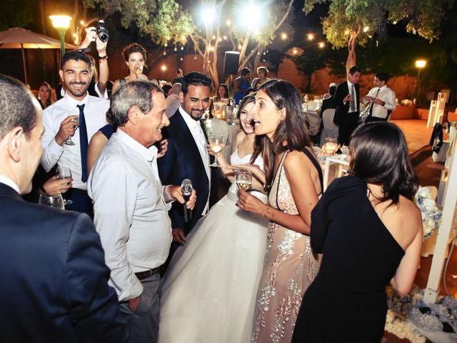 Il matrimonio di Subash e Ambra a Cagliari, Cagliari 83