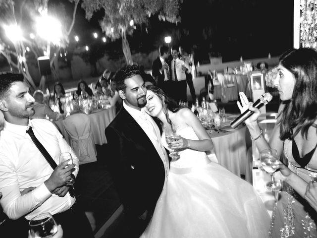 Il matrimonio di Subash e Ambra a Cagliari, Cagliari 84