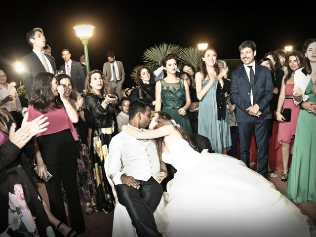 Il matrimonio di Subash e Ambra a Cagliari, Cagliari 85